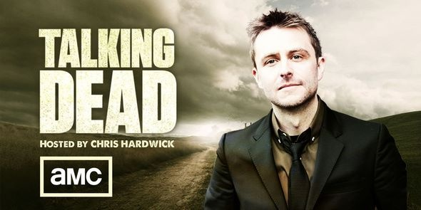 Chris Hardwick, The Talking Dead