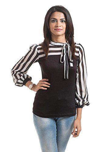 Hashtagirls Black & White Striped Top Hashtag Girls http://www.amazon.in/dp/B06XKN8G1N/ref=cm_sw_r_pi_dp_x_OMGbzb1A9X42Z