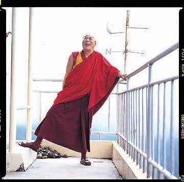 HH, Dalai Lama.