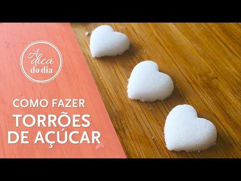 COMO FAZER TORRÕES DE AÇUCAR (DIY)   A DICA DO DIA COM FLÁVIA FERRARI - YouTube
