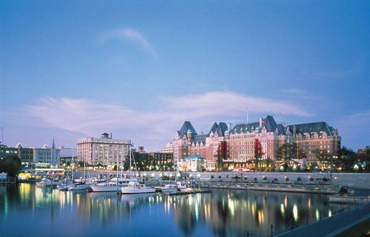 Victoria Harbour, Victoria BC