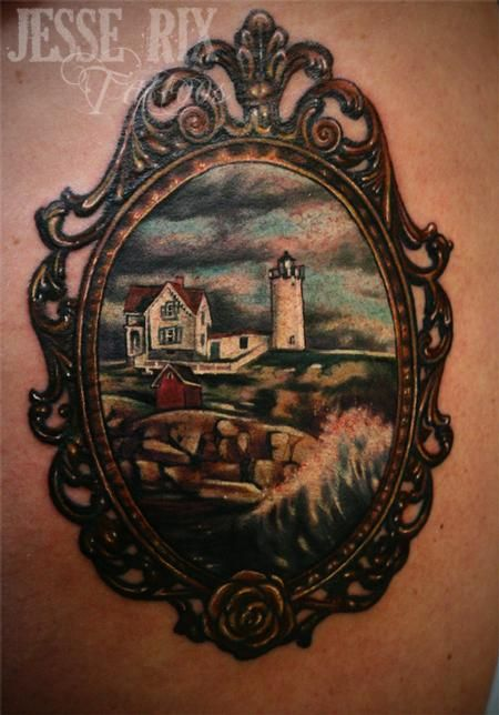 Had to repin this one, my family used to do a reunion of sorts in York, and we would always go to Nubble light <3