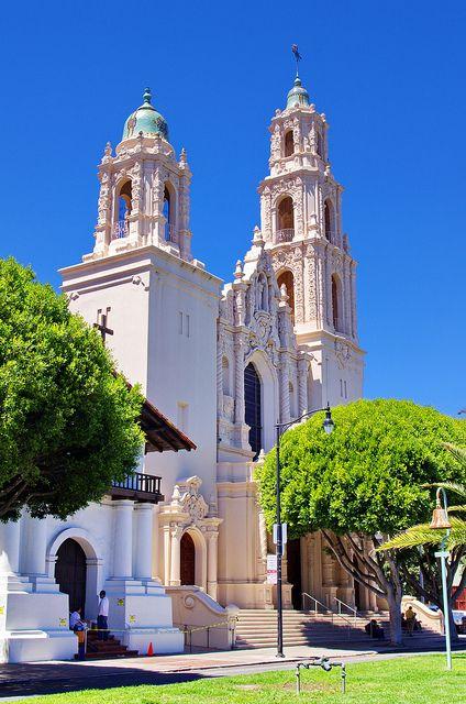 Mission San Francisco de Asís - U.S. National Register of Historic Places #72000251, California Historical Landmark #327-1, San Francisco Designated Landmark #1 in San Francisco