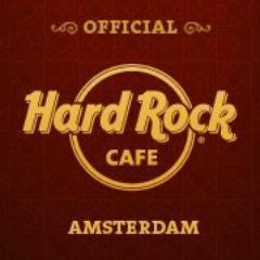 Hard Rock Cafe Amsterdam in Amsterdam, Noord-Holland