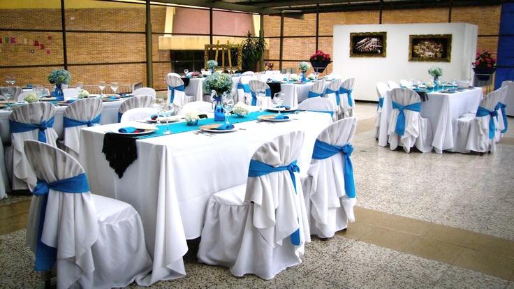 Decoración Salón - Colegio Rosario Sto Domingo