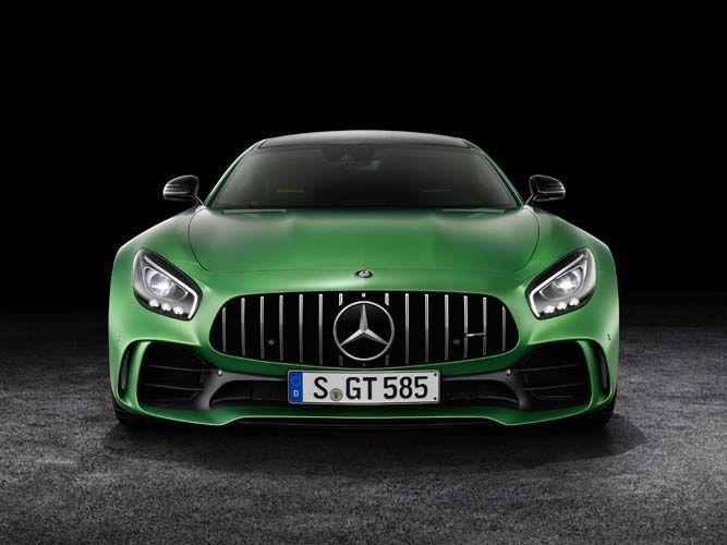 Mercedes-AMG GT R #mercedes