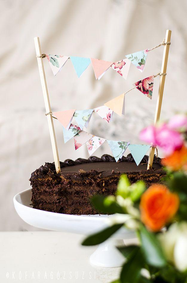 my birthday cake by kofaragozsuzsiphotos