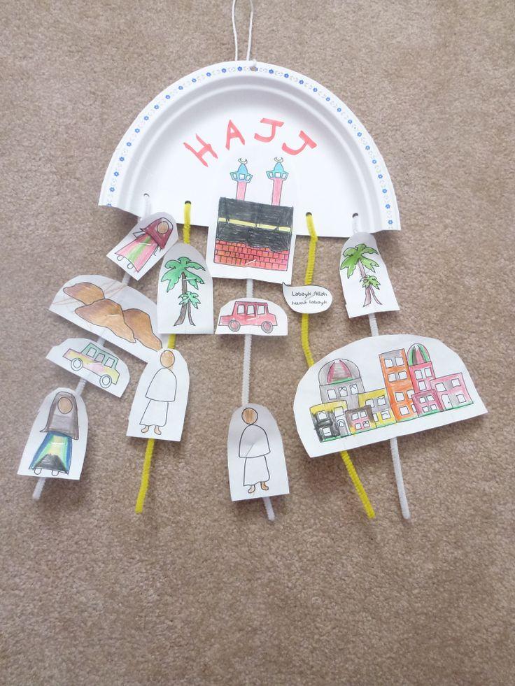 Hajj kids craft
