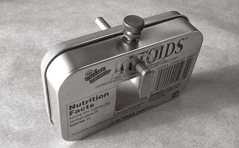 22 Manly Ways to Reuse an Altoids Tin