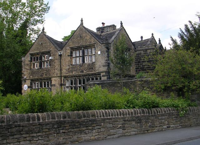 Kershaw House, Luddenden