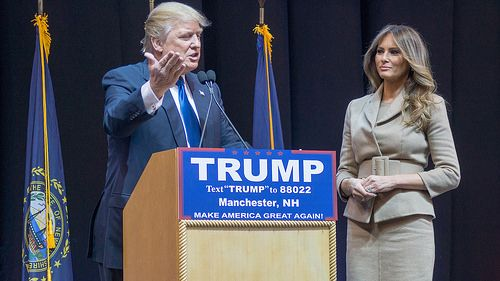 """Fox News: """"Melania Trump Cuts Bloated First Lady Payroll From Michelle Obama Days"""""""