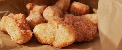 What's Cookin' Italian Style Cuisine: St. Joseph's Day Crispelle Fritta for Carnevale, Doughnuts