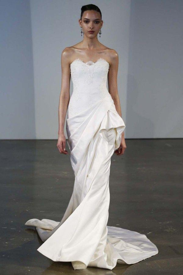 Les robes de mariée Marchesa 2014 sont aussi romantiques qu'esthétiques. Une collection 2014 qui est une pure merveille.