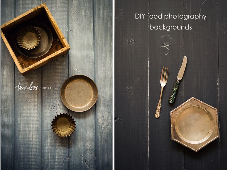 diy food photography backgrounds