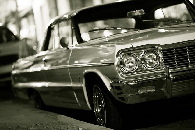 1964 Chevy Impala.  Thank you, Thomas Hawk :)