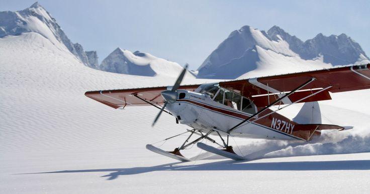 Backcountry Pilot - Ski flying