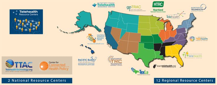 Did you know there are #telehealth resource centers (TRCs) located across the country? TRCs are dedicated to supporting the effective use of telehealth to increase access to healthcare for rural and underserved communities. Find out where your regional TRC is today!