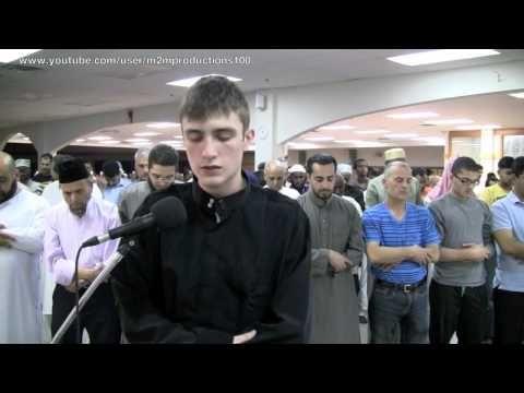Fatih Seferagic | Shaykh Jamac Hareed - Taraweeh 2012