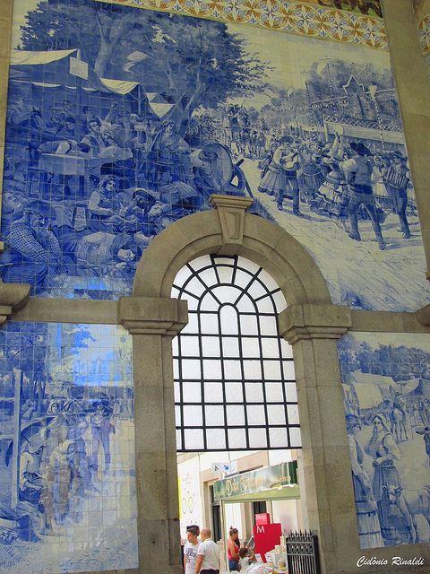 Estação São Bento - Porto - Portugal   Flickr – Compartilhamento de fotos!