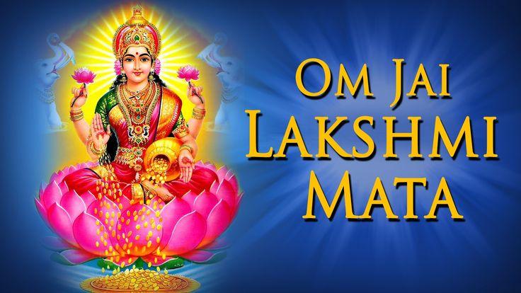 Om Jai Laxmi Mata - Aarti - Diwali Lakshmi Pooja Song