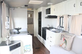 Absolutely amazing RV redo.  Click through to see before pics.