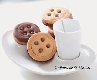 Profumo di biscotti: BALOCCHI DI FROLLA E CIOCCOLATO - RICETTA GIANLUCA ARESU (via Le ricette del bimby e....molte altre! *CRI*)