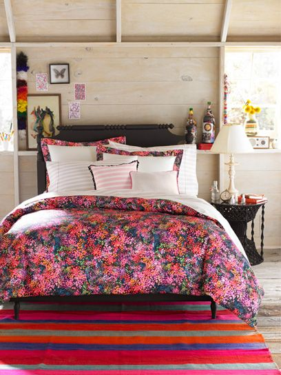 Teen Vogue Bedding Inspiration