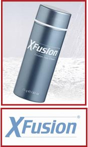 Hair Thickening made easy with XFusion! XFusion hair thickening products have become recognised for their simple application and immediate results. Each product in the XFusion line gives men and women thicker looking hair, almost instantly after application. Whether it be the hair thickening spray, Hairline Optimiser or XFusion hair fibres, each is designed to provide an instant cover up solution. XFusion hair thickener works with existing hair and can enhance even the thinnest of areas.
