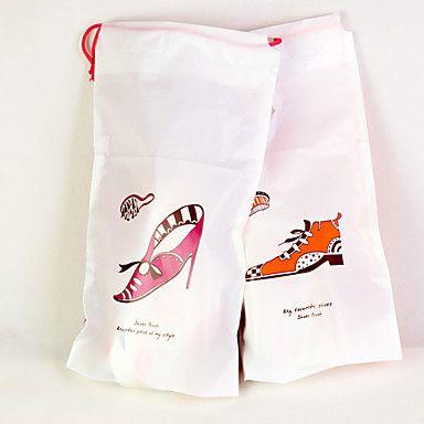 Las+bolsas+de+zapatos+de+plástico+Pack+de+2+–+EUR+€+3.91