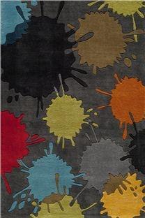 paint splatter carpet