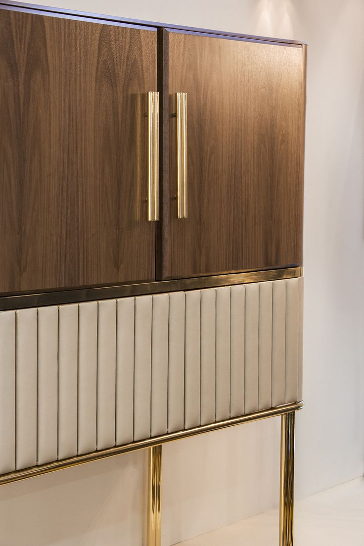 Time to meet Essential Home's new mid-century cabinet! Hepburn is inspired by some of the biggest legends of the 1950s Hollywood. See it live at Maison & Objet, Hall 7, Stand E40-F39!