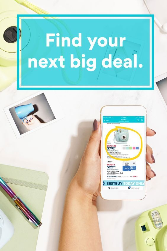 All of your favorite electronic deals in one place: the Flipp app. Browsing has never been easier. Clip coupons, create a shopping list and more. Download for free.