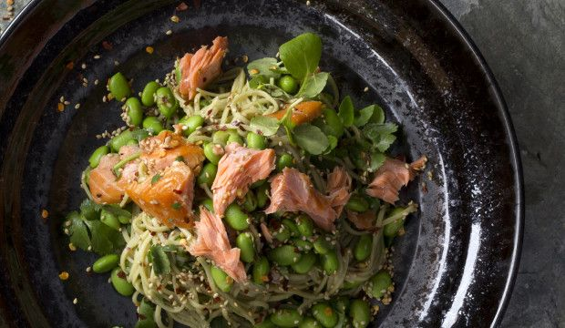 Soba Noodles with Edamame and Salmon_Social_MG_4011