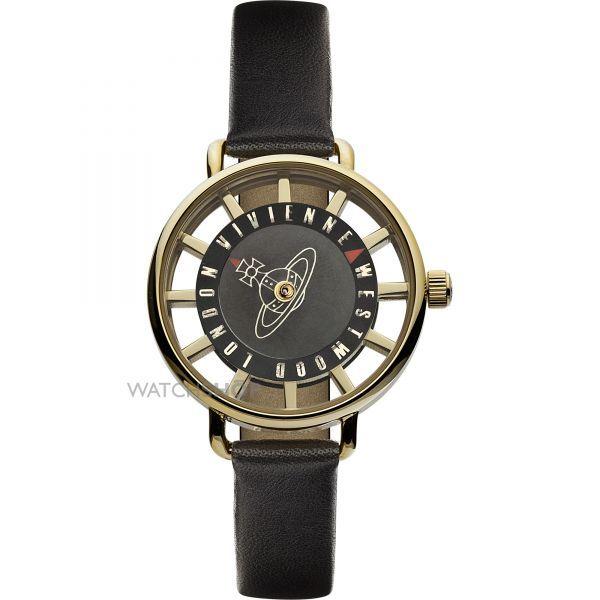 Ladies Vivienne Westwood Tate Watch VV055BKBK
