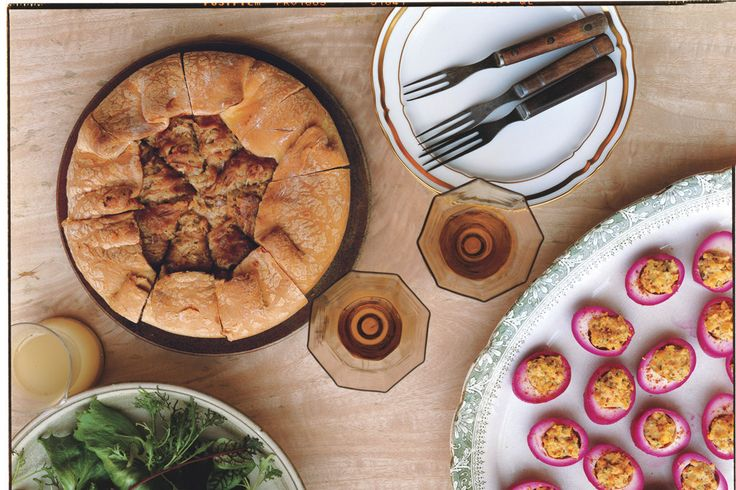 golden onion pie best deviled eggs onion pie baking pies beets finger ...