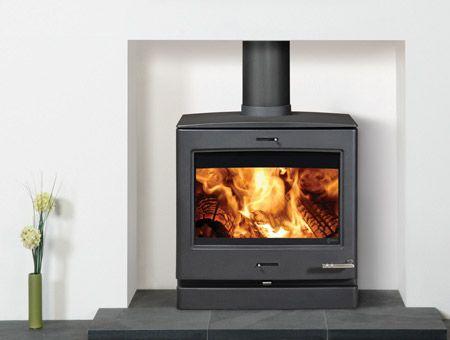 Yeomanc CL8 multi fuel / wood burning stove