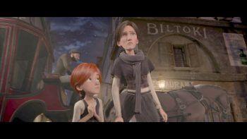 """El guiño vasco en la película """"Ballerina"""""""