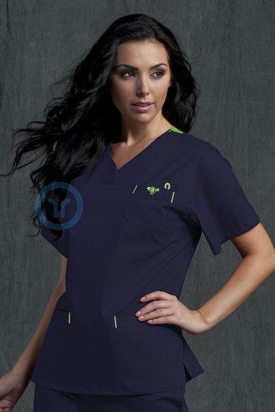 Bluza damska, 8401- NYAP.
