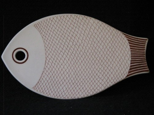 Fish Trivet by Arabia - Finland