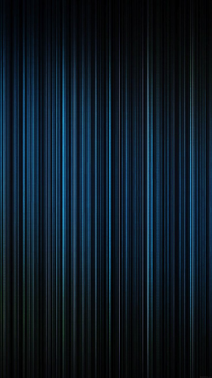 Vertical Blue Lines Abstract iPhone 6+ HD Wallpaper