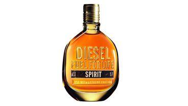 FUEL FOR LIFE SPIRIT  Le parfum 100% viril de Diesel