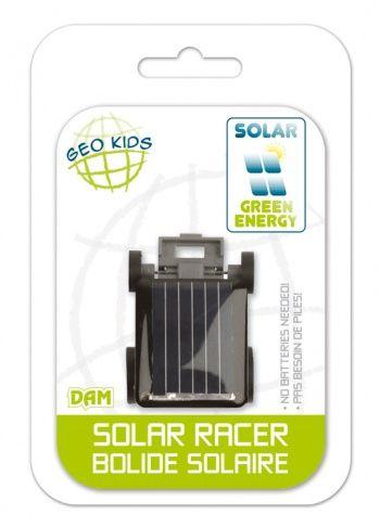 Solarny samochód Geo Kids