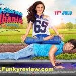 Varun Dhawan and Alia Bhatt's upcoming movie 'Humpty Sharma Ki Dulhania' its brand new poster is out today. Varun-Alia doing exercise in this poster. Humpty Sharma Ki Dulhania has comedy and romantic story. Alia seated on Varun Dhawan back and she is...