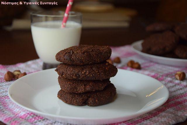 Νόστιμες κ Υγιεινές Συνταγές: Μαλακά μπισκότα σοκολάτας (σπιτικά soft kings)