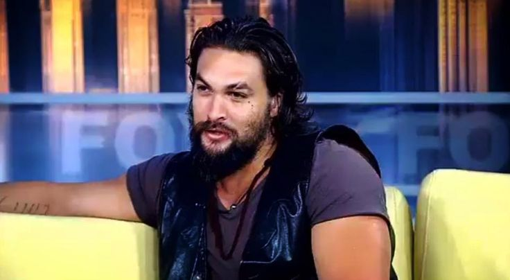 From our friends on FB at Jason Momoa's Sexy Scar