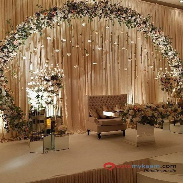 Mehndi Function Ideas In 2020 Wedding Stage Decorations Wedding Decor Elegant Wedding Reception Table Decorations