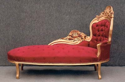 106 Best Fainting Couch Chaise Lounge Images On Pinterest