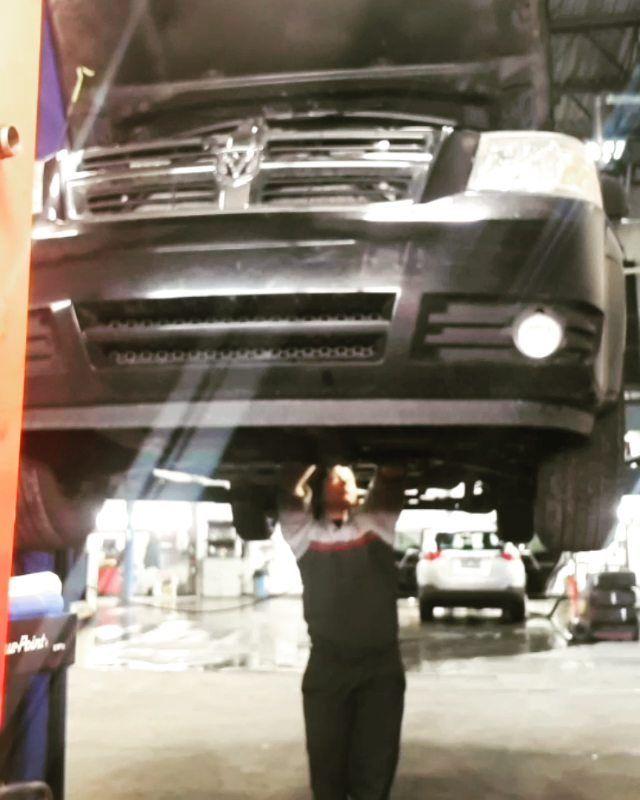 #myjob #car #mechanic #girl #toyota #tech #carmechanic #mechanicgirl #work #dodge #fastrecord #forfun