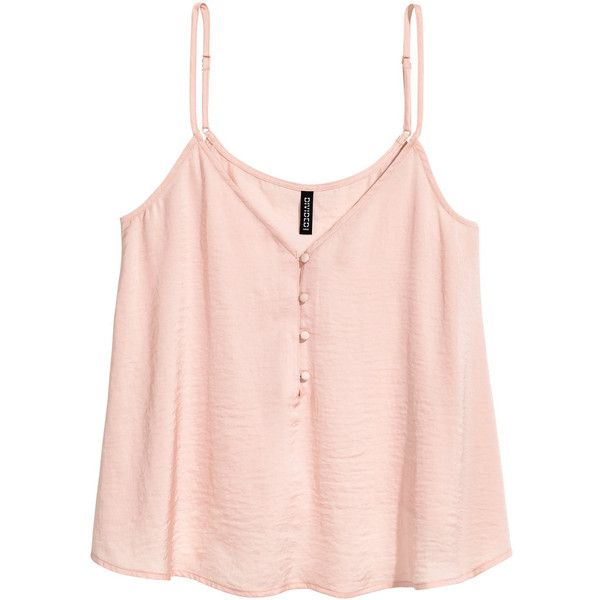 V-neck Camisole Top $14.99 (£12) ❤ liked on Polyvore featuring tops, v neck camisole top, cami top, v neck tops, v-neck camisoles and camisole tops