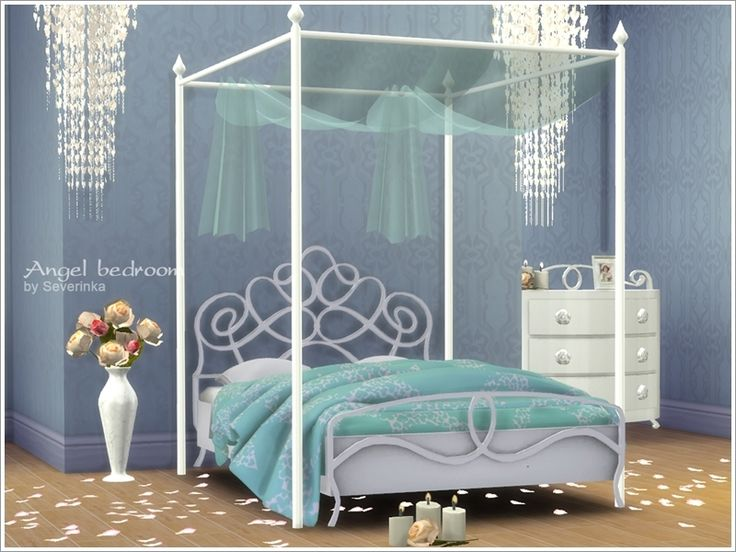 For Valentine S Day Bedroom For Your Sims In A Romantic